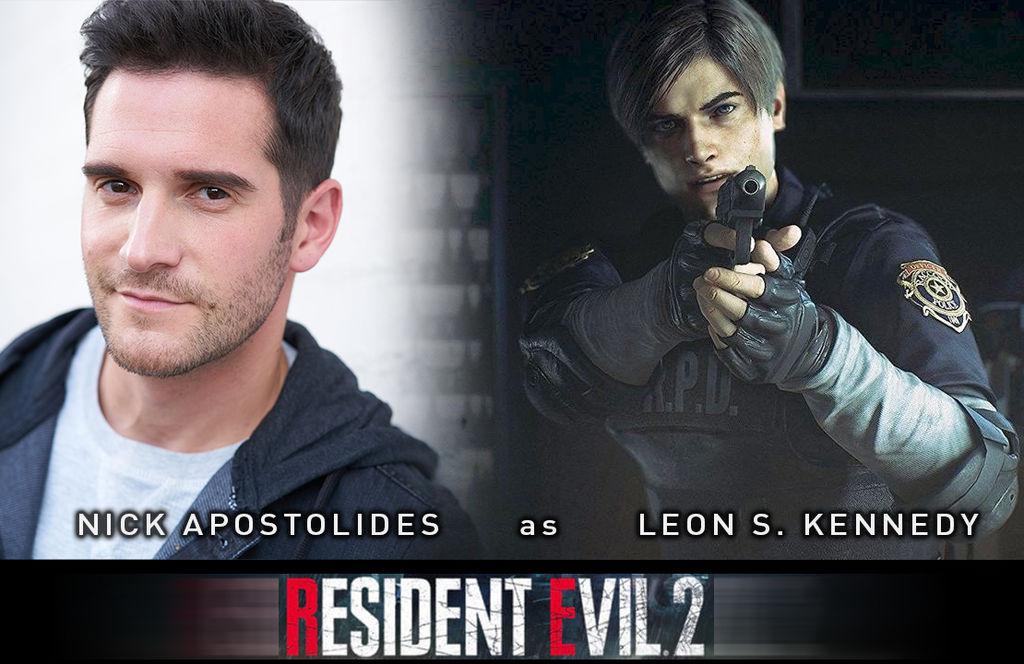 Booked It Spotlight Resident Evil 2
