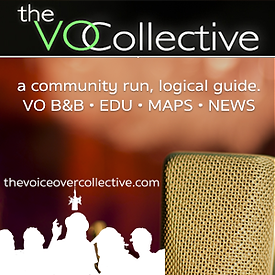 Voice Over Collective VO education