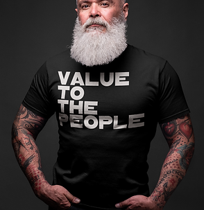 Value To The People Tee