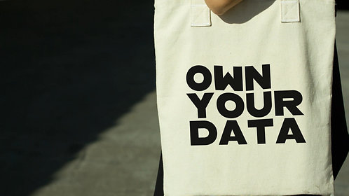 Own Your Data Tote