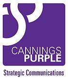 Cannings Purple Logo