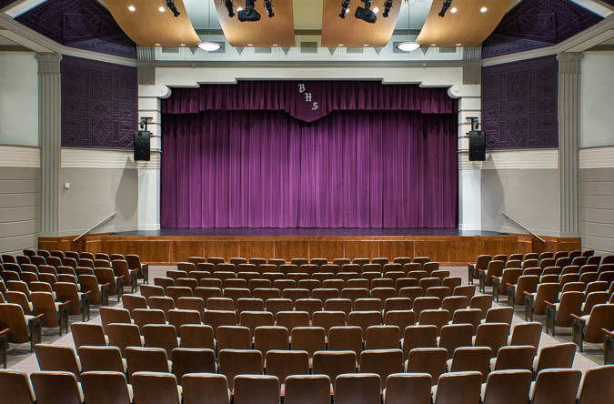 Butte High School Auditorium