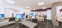 Main Office Workspace