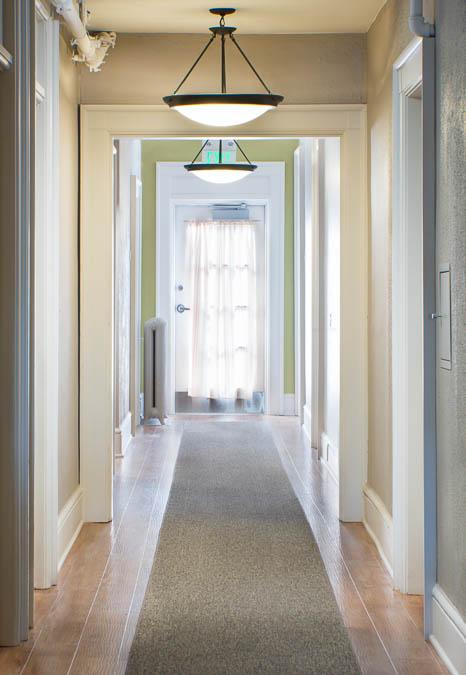 YWCA Hallway