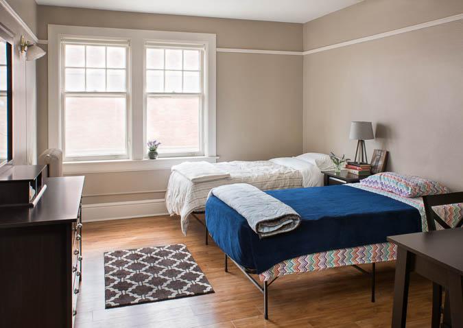 YWCA Resident Room