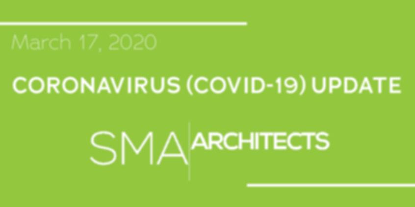 2020-03-16 Coronavirus Announcement 1200