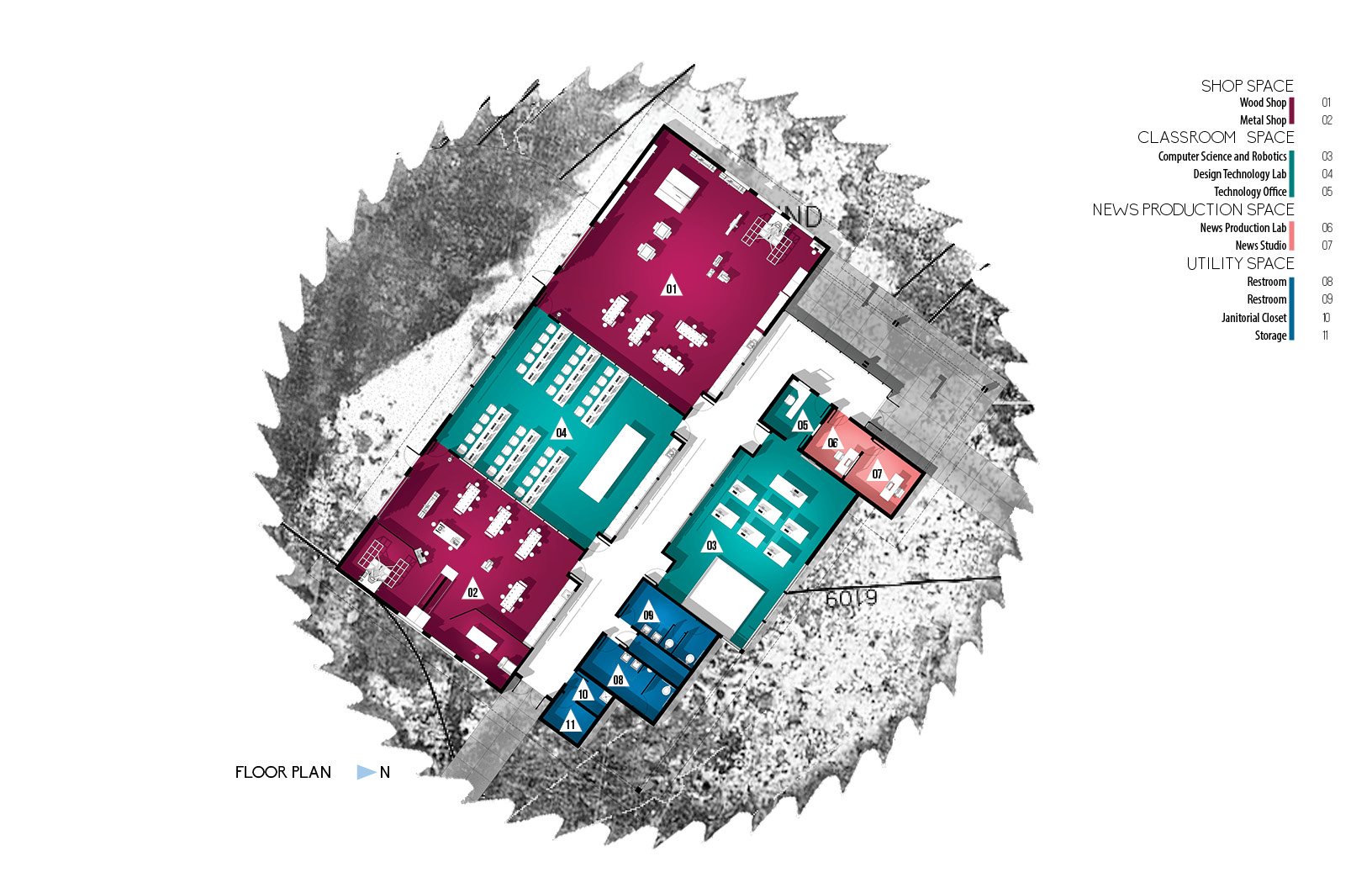 Big Sky Schools Tech Ed. Center