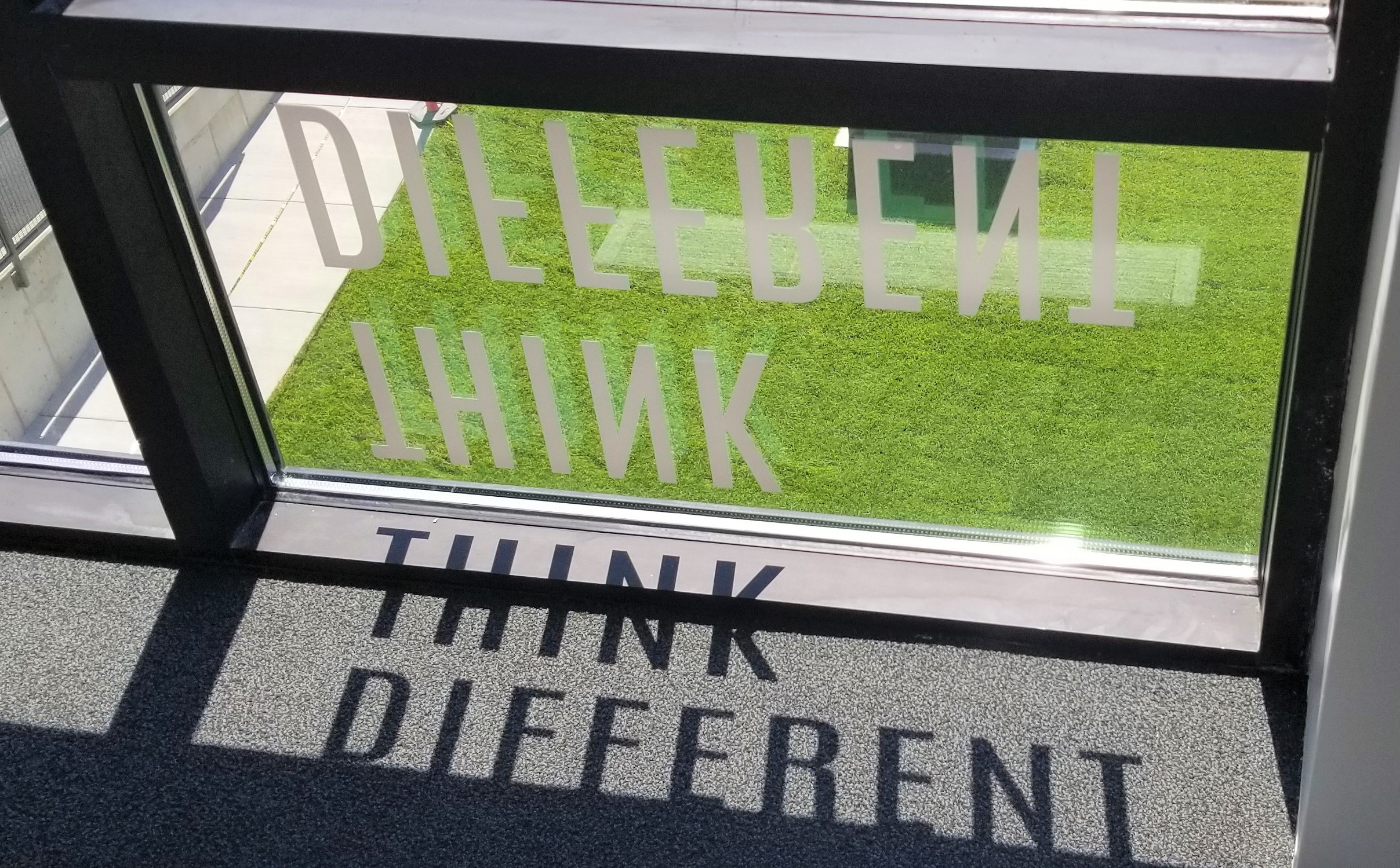 Think Different Graphic