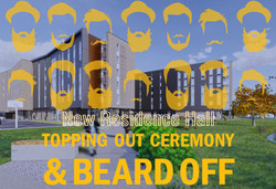 Topping Out & Beard Announcement