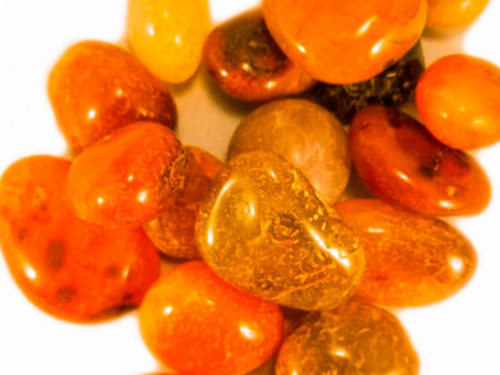 Stone of The Month : Carnelian