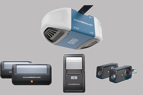 Chamberlain B500 Opener w/ MED Lifting Power