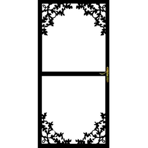 Grisham 364 Series Black Paradise Security Door