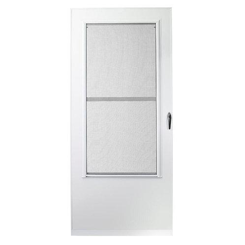 EMCO 100 Series Self-storing Storm Door