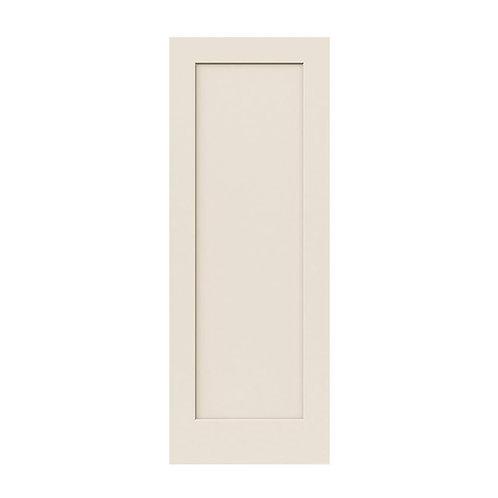 JELD-WEN Madison Smooth Molded Composite MDF Interior Door Slab