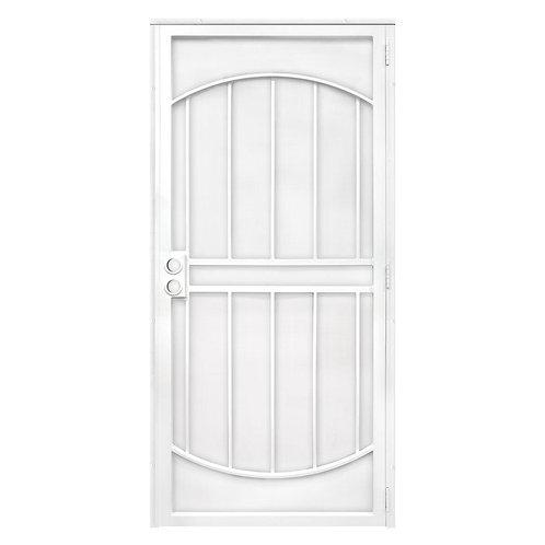Unique Home Designs ArcadaMAX Security Door