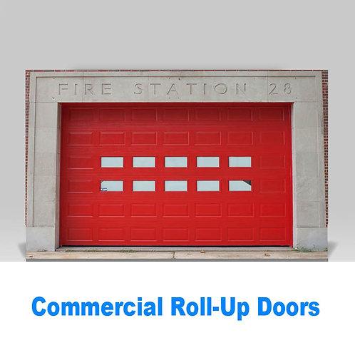 Commercial Garage Door 7