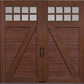 Clopay Canyon Ridge Collection Ultra Grain Garage Door