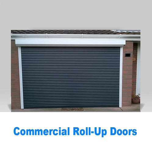 Commercial Garage Door 3