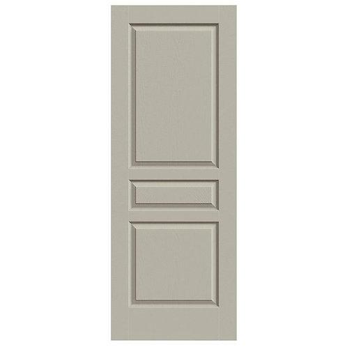 JELD-WEN Avalon Textured Hollow Core Molded Composite MDF Interior Door Slab
