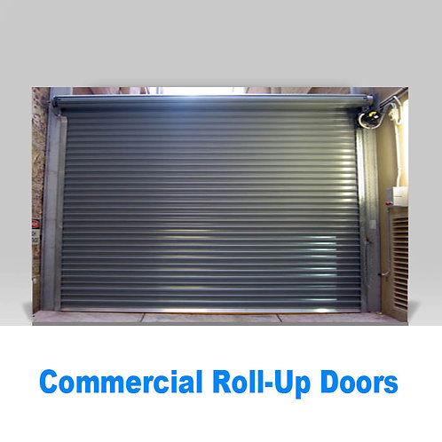 Commercial Garage Door 2