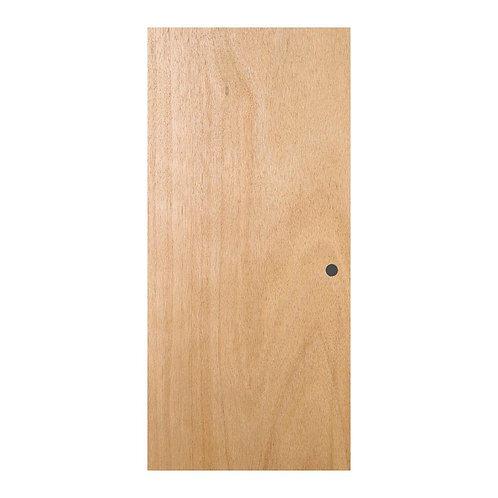 JELD-WEN Unfinished Hardwood Interior Door Slab