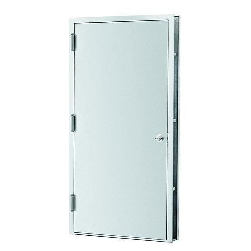 L.I.F. Industries Fire Steel Prehung Commercial Door