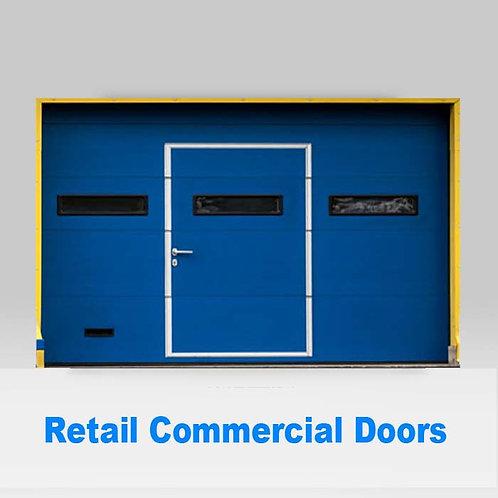Commercial Garage Door 1