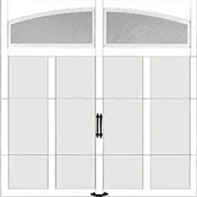Clopay Grand Harbor Collection Garage Door