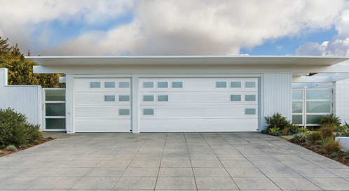 Modern Style Garage Door Affordable Services Philadelphia Home