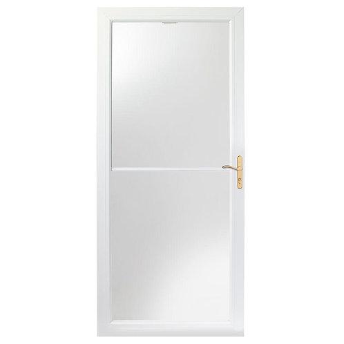Andersen 2500 Series Self-storing Aluminum Storm Door