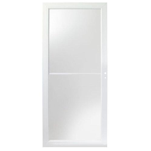 Andersen 3000 Series Self-storing Aluminum Storm Door
