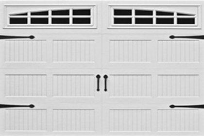 General Doors Advantage Estate Garage Door