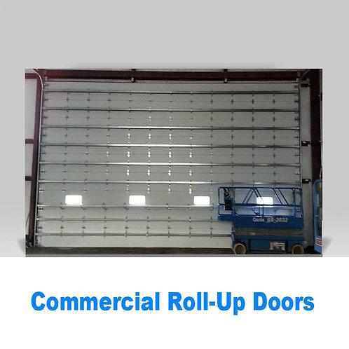 Commercial Garage Door 4