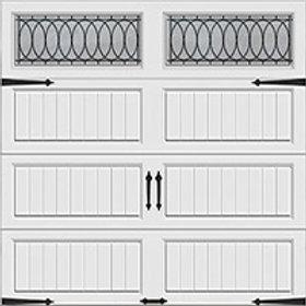 Clopay Gallery Value/Value Plus Collection Garage Door