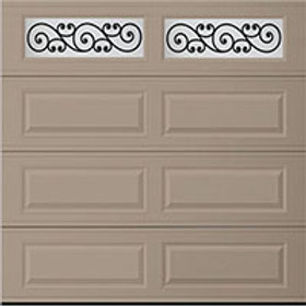 Amarr Lincoln Collection Garage Door