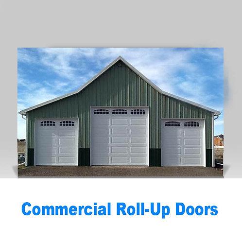 Commercial Garage Door 8