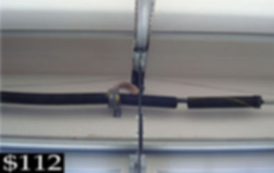 repair garage door philadelphia springs hinges cables pulleys rollers