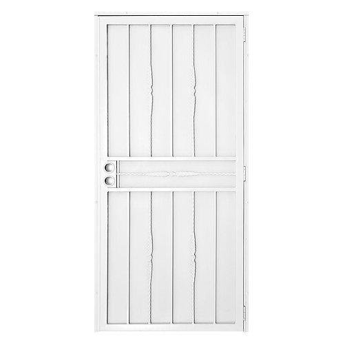 Unique Home Designs Cottage Rose Security Door