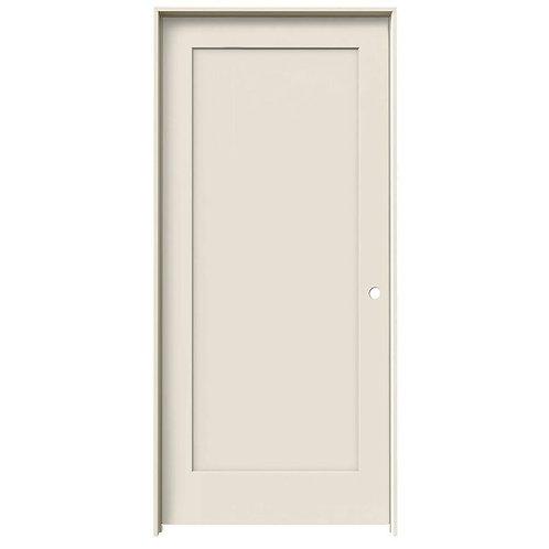 JELD-WEN Madison Smooth Molded Composite MDF Prehung Interior Door