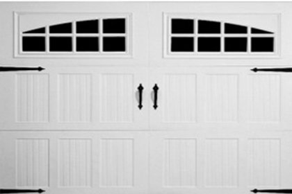 General Doors Advantage Carriage House Garage Door