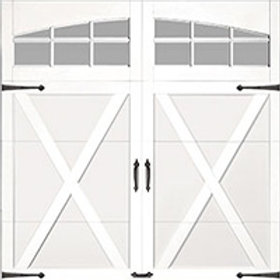 Clopay Coachman Collection Series 1 Garage Door