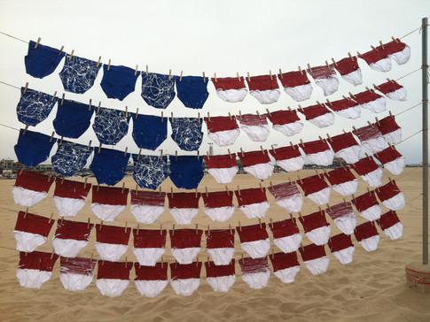Underwear Flag