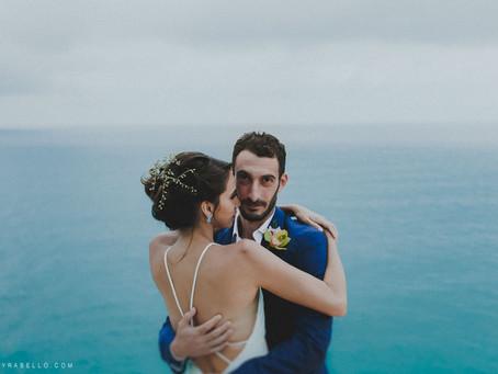 Paula e Peter - Destination Wedding de Nova York para o Rio de Janeiro