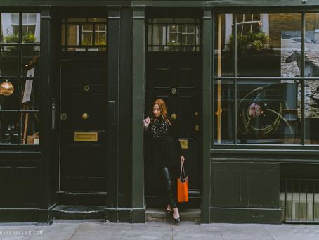 Um pouquinho do Londres pra vocês ♥