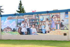 Town of Lamont_public library