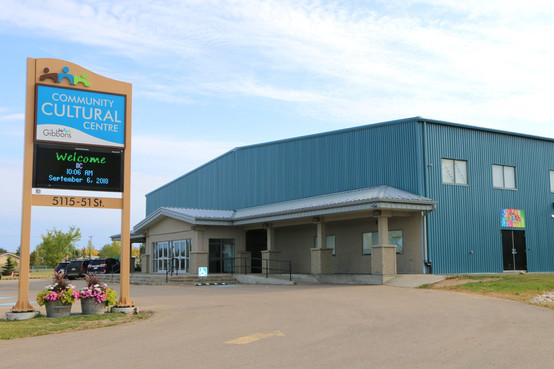 Town of Gibbons_Cultural Centre