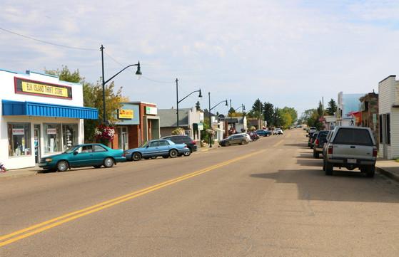 Town of Lamont_main street