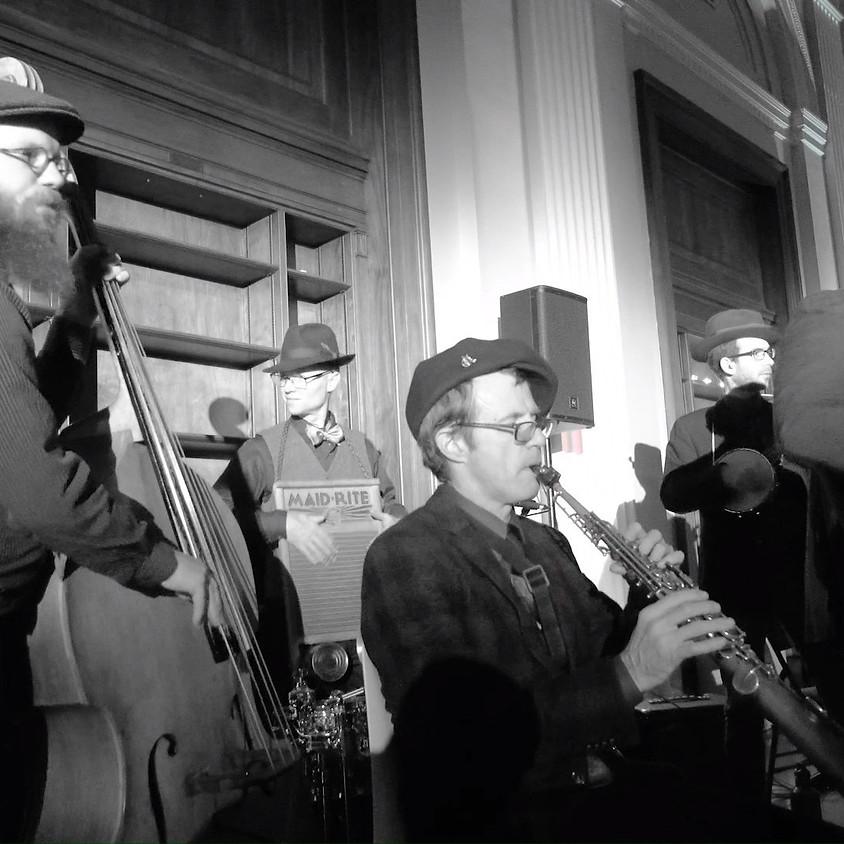 Parlour Noir - Vintage Jazz!