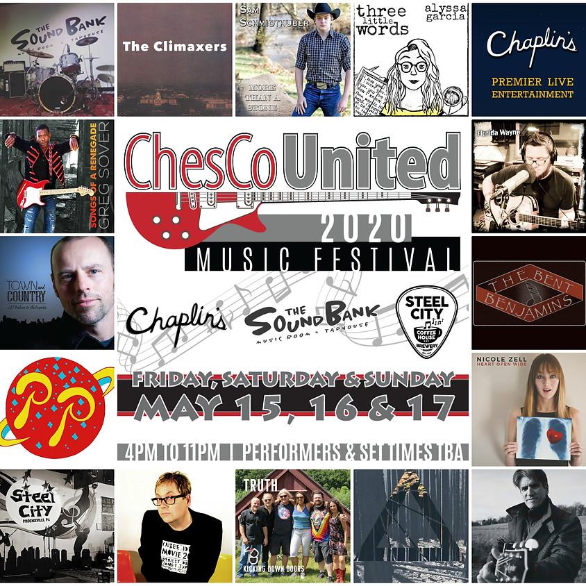 Chesco United Music Festival (Online!)