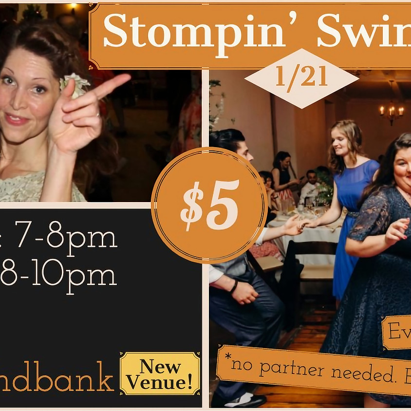 Stompin' Swing Out